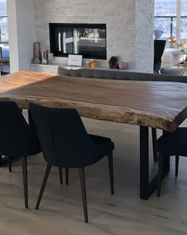 Live Edge Tables